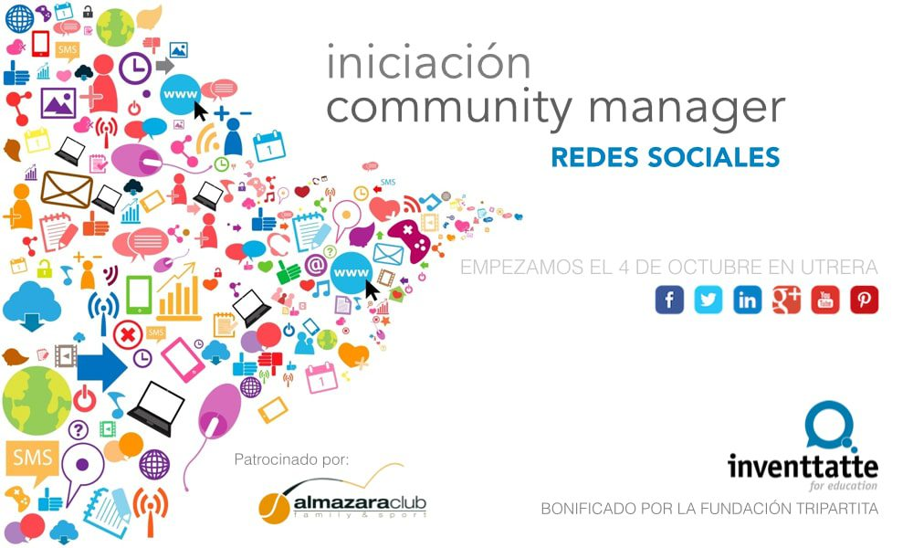 Curso Community Manager Utrera