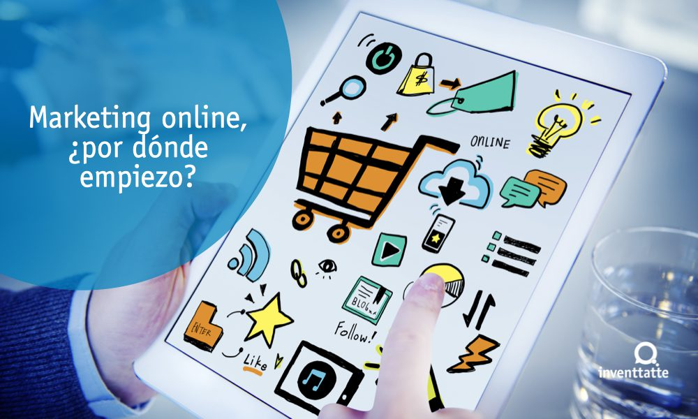 inventtatte marketing online por donde empiezo