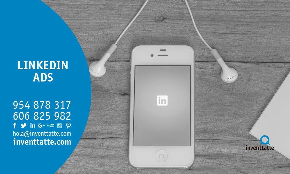 Linkedin Ads Marketing Online Utrera Sevilla